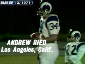 13-Year-Old Andy Reid Was Freakin' Enormous