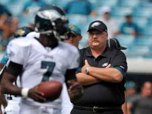 Birds Seed: Eagles Loving Vick, Ready for D-Mac