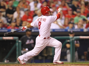 Victorino to the Red Sox