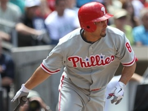 Shane Victorino Headed to the DL