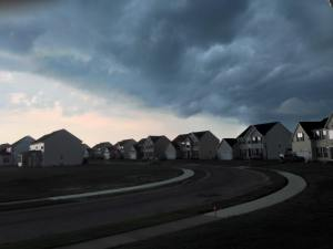 YOUR PHOTOS: Rain Moves Through the Region