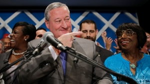 Jim Kenney Wins Philly Mayoral Bid In Landslide