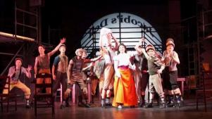 'Newsies' Hits the Stage in Media