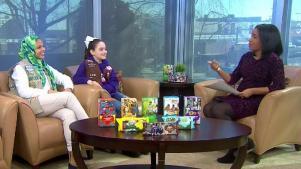 'Cookie Bosses' Kick Off Girl Scout Cookie Season