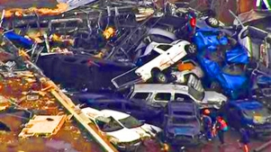WATCH: 37 Killed in Oklahoma Tornado