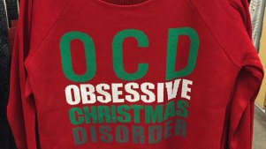 Target Faces Heat Over 'OCD' Christmas Sweater