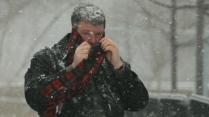 Wintry Mix to Mess With Evening Commute