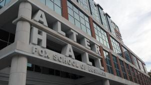 Temple Ranked Top School for Entrepreneurship
