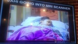 Jahi's Family Alleges Medical Negligence