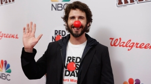 Red Nose Day Red Carpet Photos