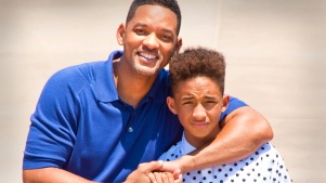 "Will and Jaden Smith Take On ""After Earth"""