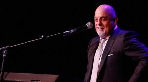 Billy Joel Bringing Piano Back to Phillies Ballpark