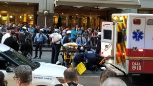 3 Officers Hurt During IACP Performance in Center City