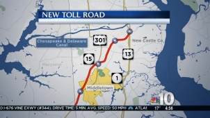 New Delaware Toll Road Coming