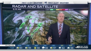 NBC10 First Alert Weather:  Cool and Windy