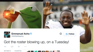 Darren Sproles, Other Eagles React to Shady McCoy Trade