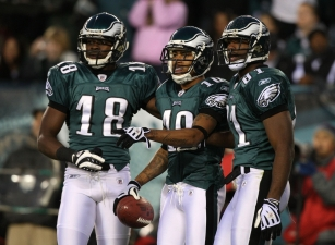 Maclin's Knee Injury Raises Questions About Wide Receivers