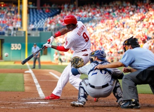Dom Brown Crowned