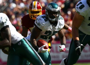 By the Numbers: Eagles Avoid 5th Straight Loss