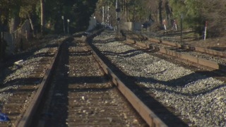 Train Cars Hauling Sand Derail in Pennsylvania
