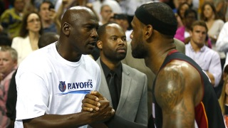 'Jordan or LeBron' Debate Sparks Fight in Pennsylvania