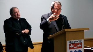 Advocates Seek Vatican Inquiry of Newark, New Jersey Archbishop