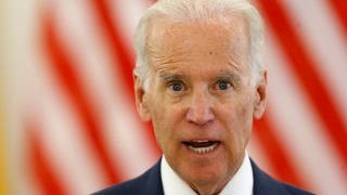 Biden Welcomes Replacement Hopeful