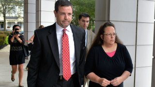 Judge: Clerk Can Deny Gay Marriage Licenses During Appeal