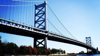 Brakes Put on Plans for Bike, Handicap Ramp on Ben Franklin Bridge