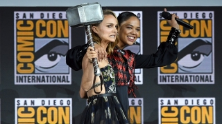 Portman Is Thor, Ali Is Blade and More From Marvel's Phase 4