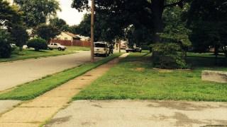 Gunman Barricaded Inside Home at Housing Development