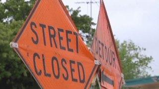 Center City Street Closures