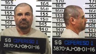 """Famous Mug Shots: Joaquin """"El Chapo"""" Guzman"""
