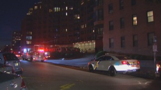 Fire Breaks Out at Apartment Complex, Residents Evacuated