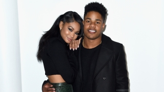 Celeb Hookups: Chanel Iman and Sterling Shepard
