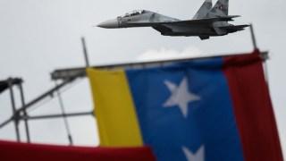 US Accuses Venezuelan Jet of Aggressive Action in Caribbean