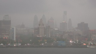 Record Rain Falls in Philadelphia, Over 5 Inches In Surrounding Area