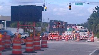 Overnight Closures Next Week: I-95 in Philadelphia
