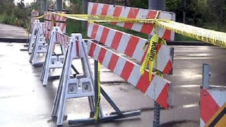 422 Off-Ramp Closed in Montgomery County