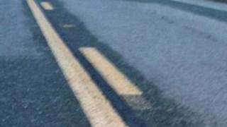 Propane Truck Overturns on NJ Turnpike