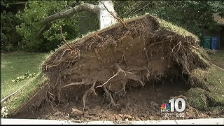 [PHI] Storm Damage Puts Families in Danger