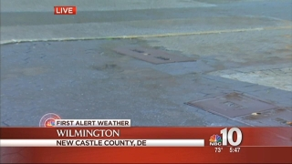 [PHI] Storm Damage In Wilmington, Delaware
