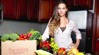 This Woman Went From Living Off Food Stamps to Launching an Organic Food Box Service