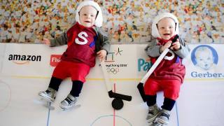 These Baby Olympians Are Ready for Gold