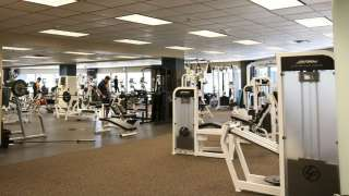 Pilgrims to Sleep at Fitness Club for Pope Visit