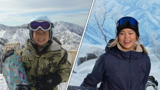 Chloe Kim's Adorable Childhood Photos