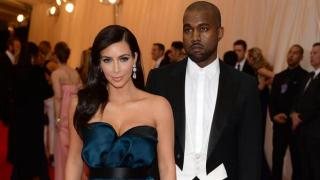 Kanye, Kim & North Attend Wedding in Delaware