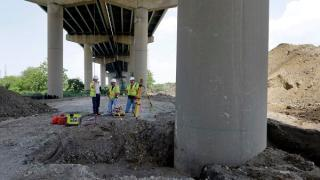 Landowners Cited for Dirt Pile That Damaged Interstate 495 Bridge