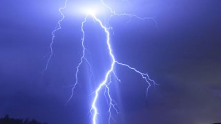 Lightning Strikes, Kills Pennsylvania Boy