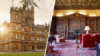 Real-Life 'Downton Abbey' Put on Airbnb for One-Night Stay